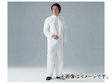 アズワン/AS ONE ディスポ保護衣(つなぎ服)(ケース入) L 品番:8-4054-12