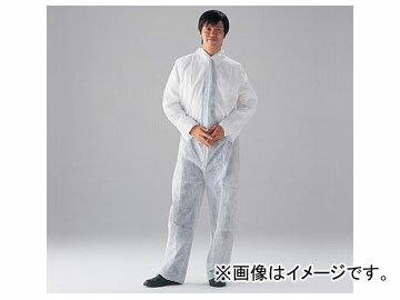 アズワン/AS ONE ディスポ不織布製つなぎ服(ケース入) CN401A-M 品番:1-7051-52