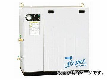 明治機械製作所/meiji パッケージコンプレッサ エアパックス APK-37B 5P(IE3・50HZ)
