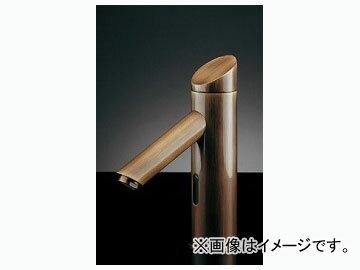 カクダイ センサー水栓(オールドブラス) 品番:713-333 JAN:4972353046898