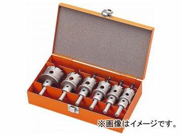 ユニカ/unika ホールソー 超硬ホールソー メタコア(TOOL BOX SET) TB-32 JAN:4989270470743
