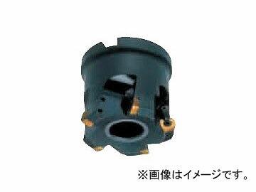 日立ツール/HITACHI アルファ高送りラジアスミル4コーナ ASRF形 ボアタイプ 内径インチサイズ 100×70mm ASRF4100R-5
