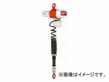 キトー/KITO セレクト チェーンブロック 1.8m 無段速シリンダ形 100kg 単相AC100V EDC10SV-100K-1.8M