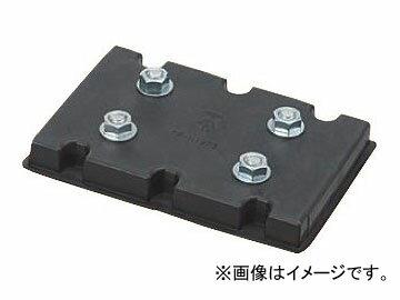 未来工業/MIRAI 塗代固定具 塗代カバー用 樹脂・鉄製用 OF-N12P3 99×145mm 入数:10個