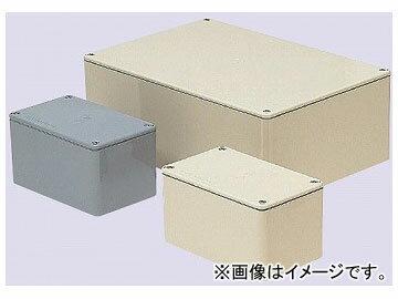 未来工業/MIRAI 防水プールボックス(平蓋) 長方形<ノック無> 500×400×250mm