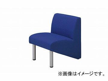 ナイキ/NAIKI ロビーシリーズ102 ロビーチェアー ダークブルー RC102F-DBL 570×670×700mm