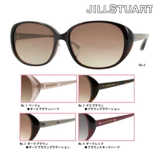 2017年モデル ジルスチュアート サングラス 送料無料 【JILLSTUART】06-0582