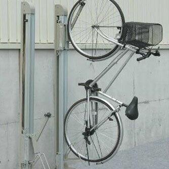 送料無料 代引き・同梱不可 【取り寄せ】 ダイケン 自転車ラック 垂直式吊り下げラック サイクルフック CF-B 1台用