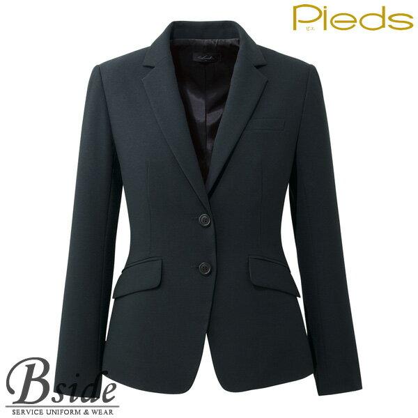 ピエ【Pieds】 ジャケット HCJ3500 オフィスで輝く上品なジャケット 【ジャケット】 【レディース】   3500 series