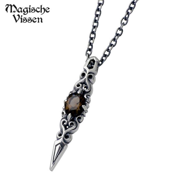 Magische Vissen【マジェスフィッセン】 シルバー ネックレス ストーン シルバーアクセサリー シルバー925 OZP-054