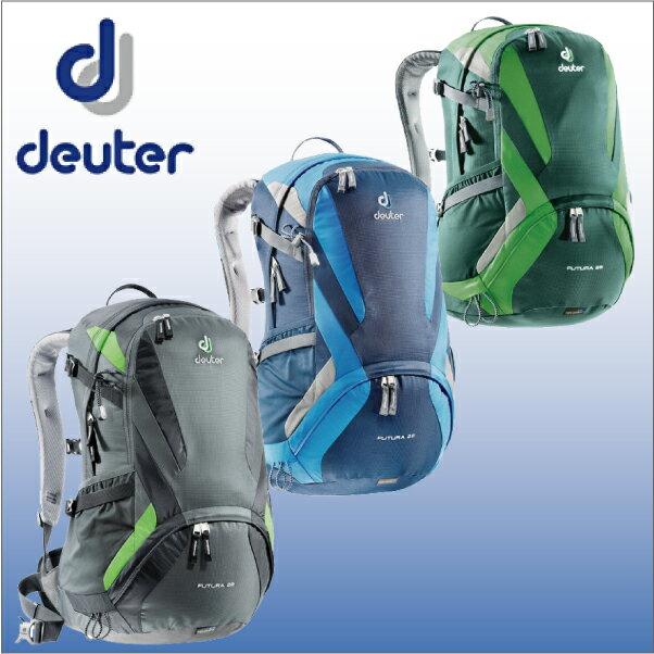 ドイター D34214-フューチュラ28【DEUTER】 バックパック 登山 リュック リュックサック 登山ザック  ポイント【RCP】