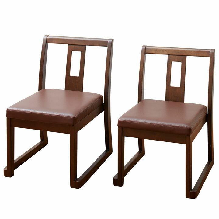 楽RAKU スタッキングチェアー2脚組 4233送料無料 チェア 椅子 スタッキング 家具 リビング 【TD】 【代引不可】