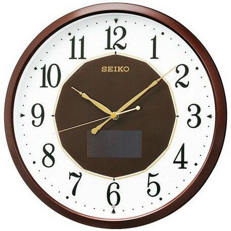 期間限定 掛け時計 メンズ レディース 時計 セイコー 掛時計 ソーラー SF241B ※fu