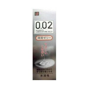 【送料無料】 0.02EX 潤滑ゼリー 60g×100個セット 1ケース分  【正規品】