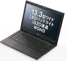 中古ノートパソコンNEC VersaPro UltraLite タイプVG VK17T/GG-J PC-VK17TGGD4LUJ 【中古】 NEC VersaPro UltraLite タイプVG VK17T/GG-J 中古ノートパソコンCore i5 Win7 Pro