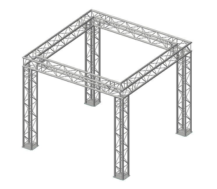 Prolyte Truss 3m X 3m X