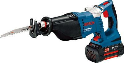 ボッシュ バッテリーセーバーソー 【1台】【GSA36VLI】(電動工具・油圧工具/ジグソー・レシプロソー)