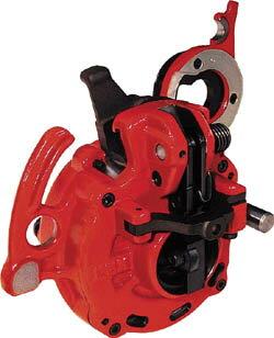 REX(レッキス) 自動オープン転造ヘッド 32A 【1台】【SRH32A】(水道・空調配管用工具/ねじ切り機)