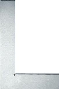 TRUSCO(トラスコ) 平型スコヤ 450mm JIS2級【1個】【ULD450】(測定工具/スコヤ・水準器)