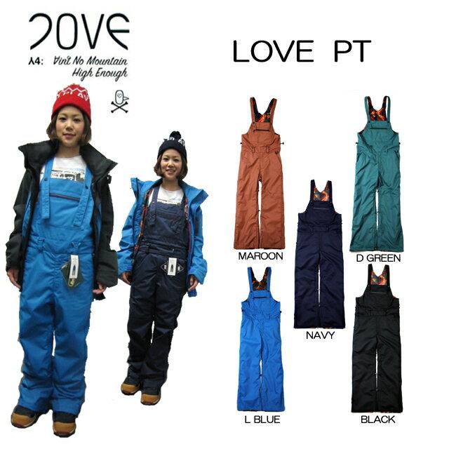 15-16 LOVE (ラブ) ウエア LOVE PANTS (ラブ パンツ) P01(プレイ)