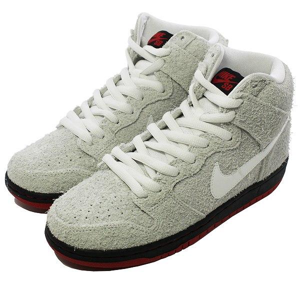 【ナイキ】 ナイキ SB ダンク ハイ TRD QS [サイズ:25cm(US7)] [カラー:サミットホワイト×サミットホワイト] #881758-110 【靴:メンズ靴:スニーカー】【881758-110】【NIKE NIKE SB DUNK HIGH TRD QS SUMMIT WHITE/SUMMIT WHITE】