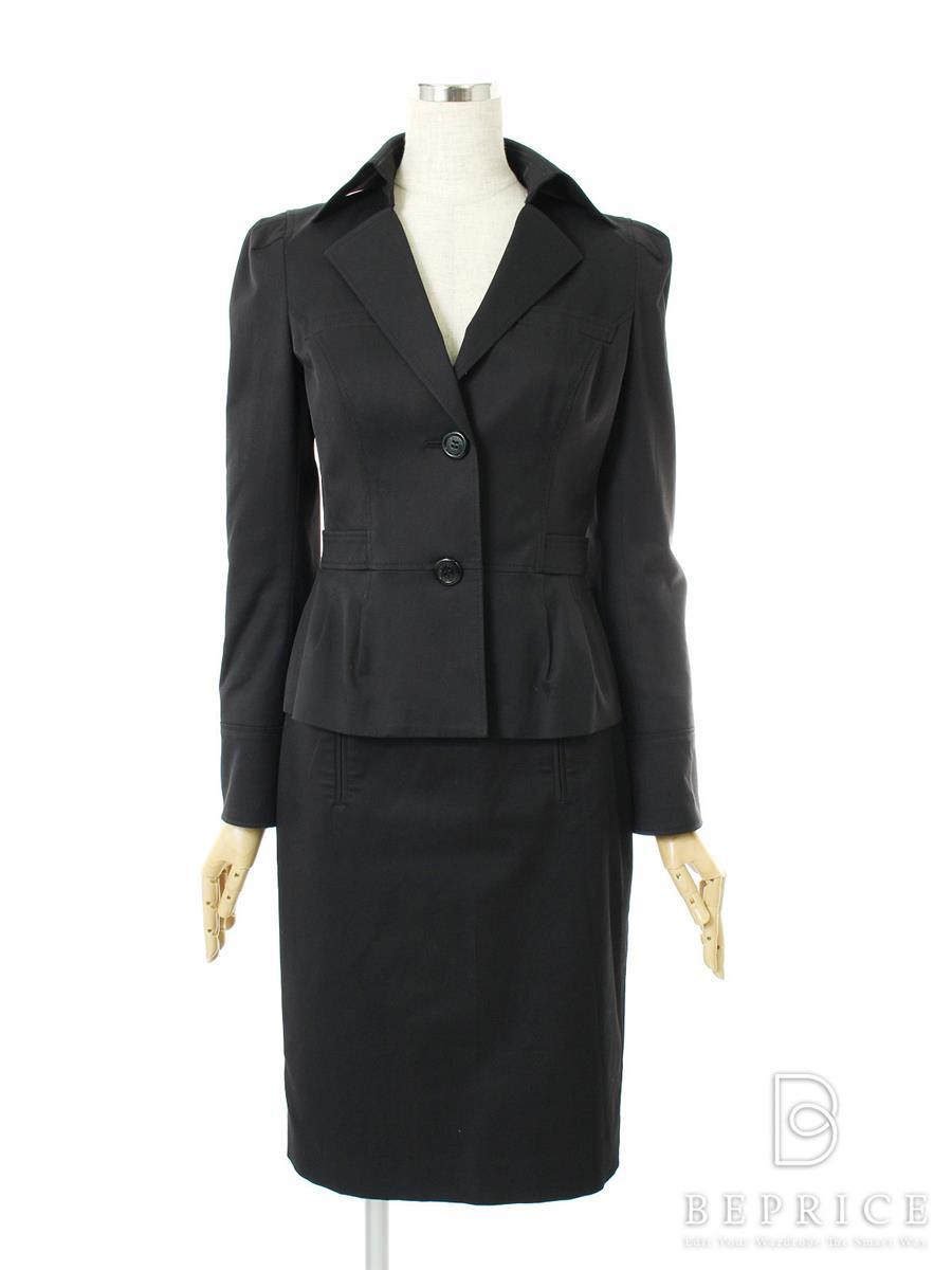EPOCA エポカ スーツ スカート ジャケット【38】【Aランク】【中古】tn291012t