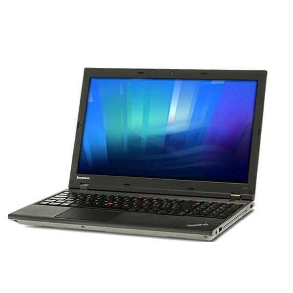 ◆在庫のみ特価!!Celeron 2950M 2GHz/4G/500G/DVD-Sマルチ/Win10Pro64bit搭載【Lenovo】ThinkPad L540 20AUS3NE00