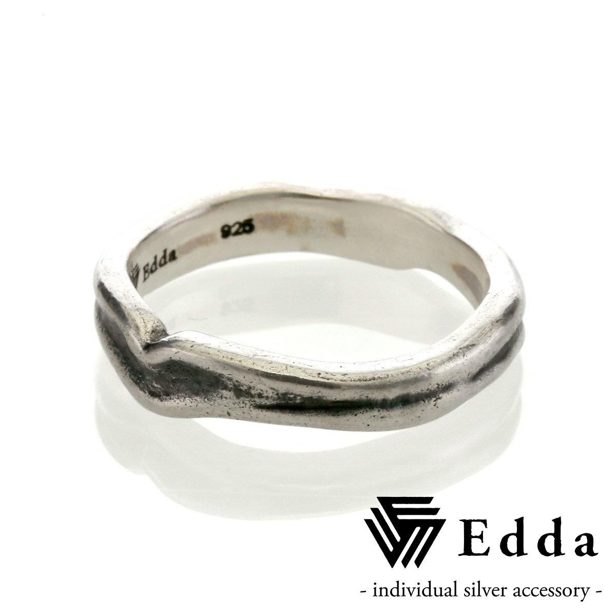 エッダ【Edda】シルバーリング メンズ ER-003-M