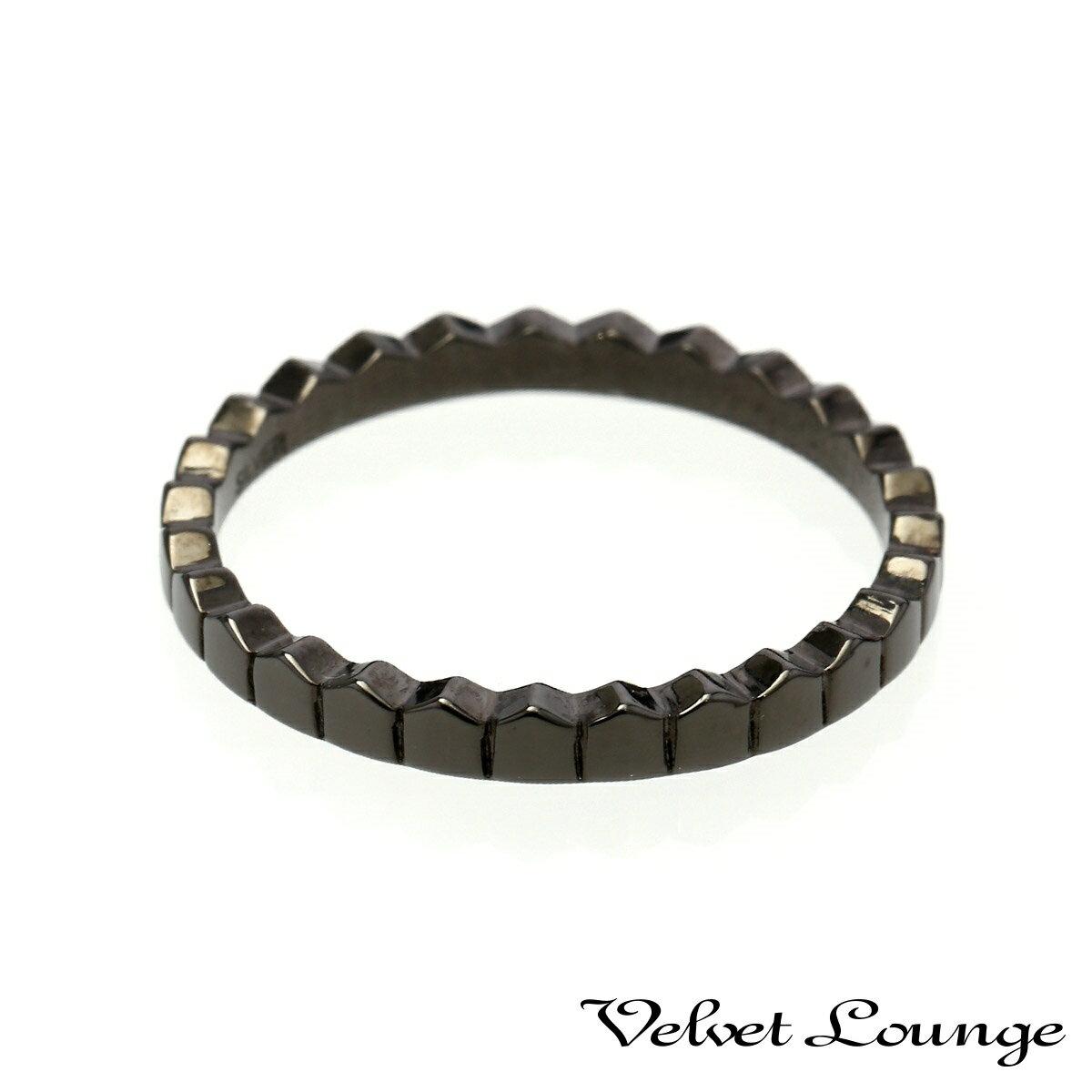 ヴェルヴェットラウンジ【Velvet Lounge】Swage block C スウェージブロックリング C/ブラック