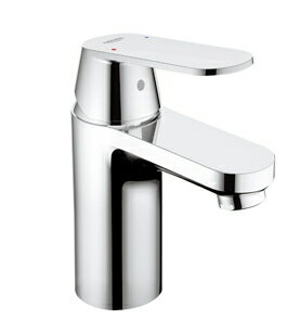 グローエ*GROHE* 【32 878 000】 EUROSMART COSMOPOLITAN(ユーロスマートコスモポリタン) シングルレバー洗面混合栓(引棒無) クローム