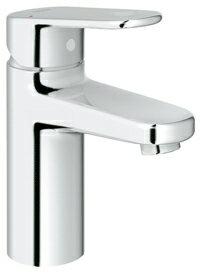 グローエ*GROHE* 【32 627 002】 EUROPLUS(ユーロプラス) シングルレバー洗面混合栓(引棒なし) クローム