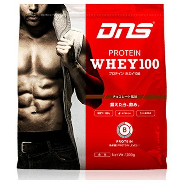 【送料無料】 DNS DNS プロテインホエイ100【チョコレート風味/3.0kg】