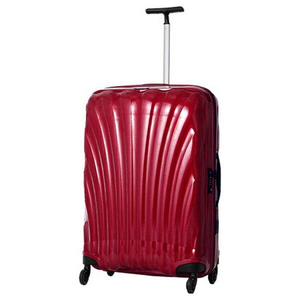 【送料無料】 サムソナイト TSAロック搭載スーツケース Cosmolite Spinner75(94L) V22*104 レッド 【メーカー直送・代金引換不可・時間指定・返品不可】