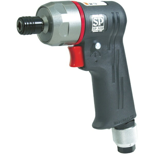 【送料無料】 エスピーエアー 超軽量インパクトドライバー6.35mm SP7825H