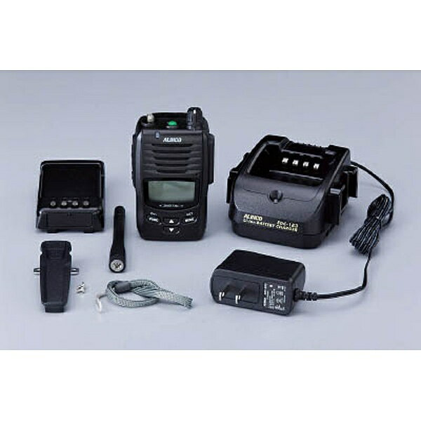 【送料無料】 アルインコ デジタル30ch対応 ハンディトランシーバー DJ-DPS50【要登録申請】[DJDPS50]