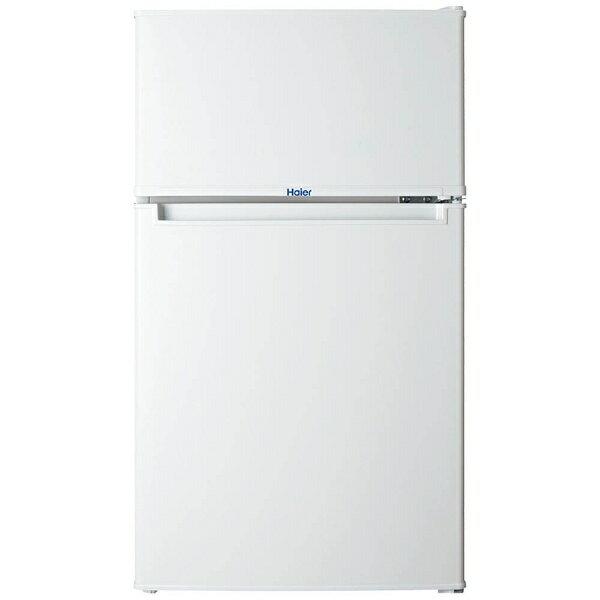 �標準設置費込�】 �イアール 2ドア冷蔵庫 (85L) JR-N85A-W ホワイト 「Haier Joy Series�JRN85A_W