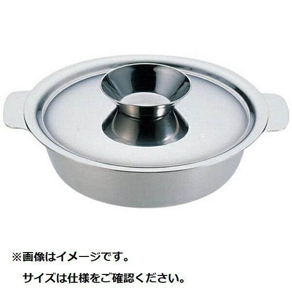 【送料無料】 三宝産業 UK チリ鍋 33cm(18-0・電磁対応) <QTL12033>