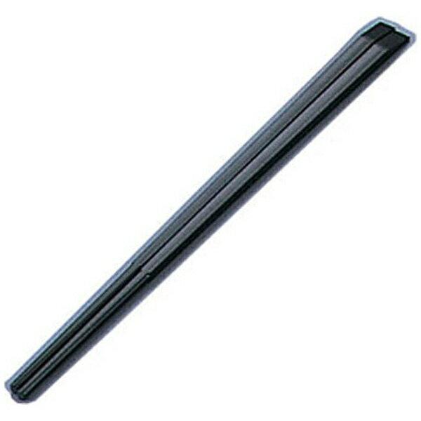 【送料無料】 台和 ニューエコレン箸和風 天削箸(50膳入) ブラック <RHSB503>