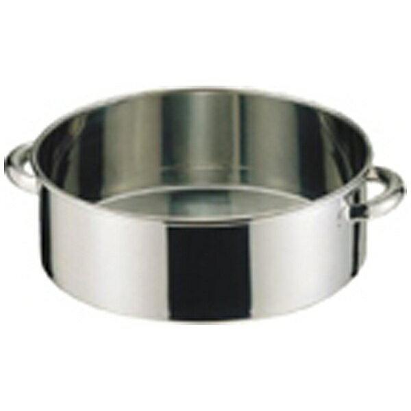 【送料無料】 遠藤商事 SA18-8手付洗桶 42cm <AAL04042>