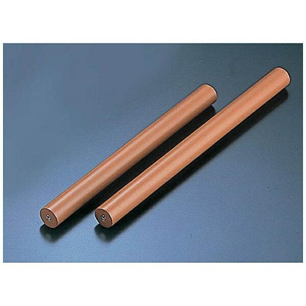 【送料無料】 ヒキモト アルミパイプ テフロン加工めん棒 60cm <WMV26060>