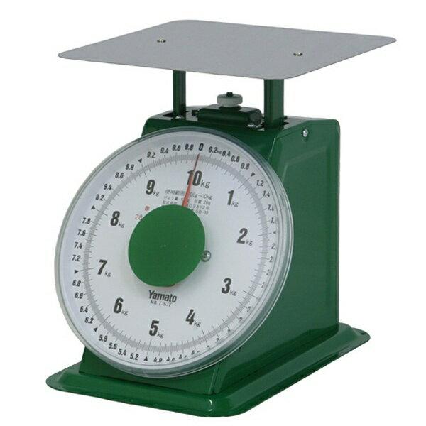 【送料無料】 大和製衡 ヤマト 上皿自動はかり「普及型」 平皿付 SD-10 10kg <BHK66100>