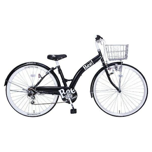 【送料無料】 タマコシ 24型 子供用自転車 ビージュニア246(ホワイト/6段変速)【組立商品につき返品不可】 【代金引換配送不可】