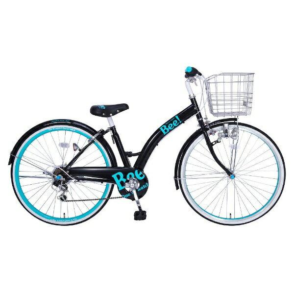 【送料無料】 タマコシ 26型 子供用自転車 ビージュニア266(ブルー/6段変速)【組立商品につき返品不可】 【代金引換配送不可】