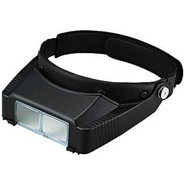 【送料無料】 池田レンズ工業 双眼ヘッドルーペ ヘッドバンド式(2.3倍)BM-120B