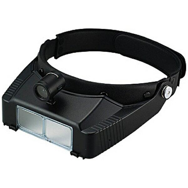 【送料無料】 池田レンズ工業 ライト付双眼ヘッドルーペ(2.3倍)BM-120LB