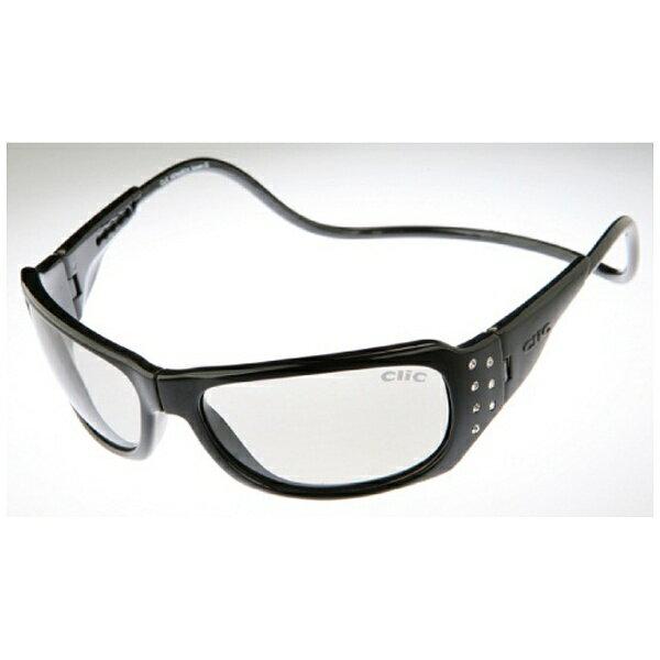 【送料無料】 オーケー光学 偏光サングラス クリックモナーク(ブラックストーン/偏光ライトグレー)M-4※このページは「ブラックストーン」のみの販売です。