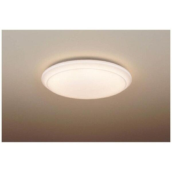 【送料無料】 パナソニック リモコン付LEDシーリングライト (~12畳) HH-CB1233L 調光(電球色)[HHCB1233L] panasonic