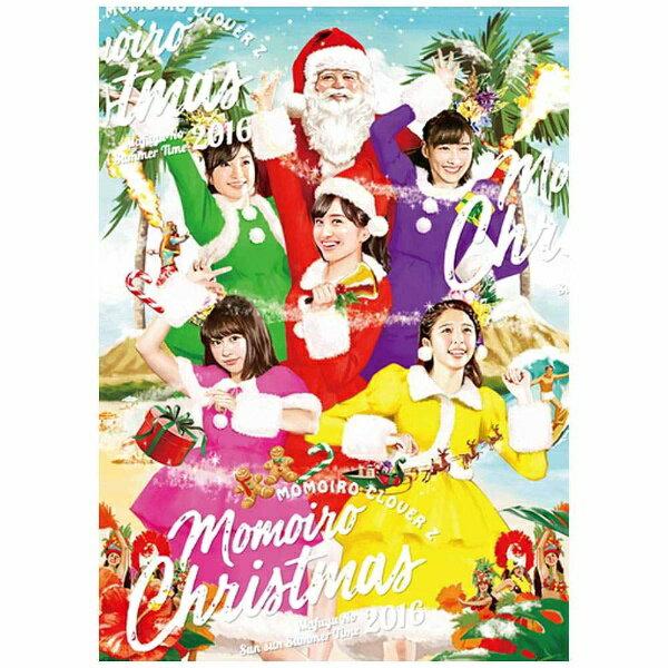 【送料無料】 キングレコード ももいろクローバーZ/ももいろクリスマス 2016 ~真冬のサンサンサマータイム~ LIVE DVD BOX 初回限定盤 【DVD】