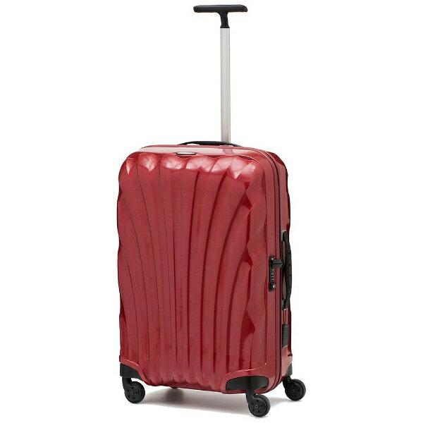 【送料無料】 サムソナイト TSA搭載スーツケース 「Cosmolite」(68L) V22-00106-RD レッド