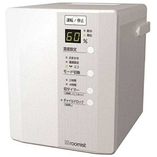【送料無料】 三菱重工 スチーム式加湿器 「roomist」(~10畳) SHE35PD-W
